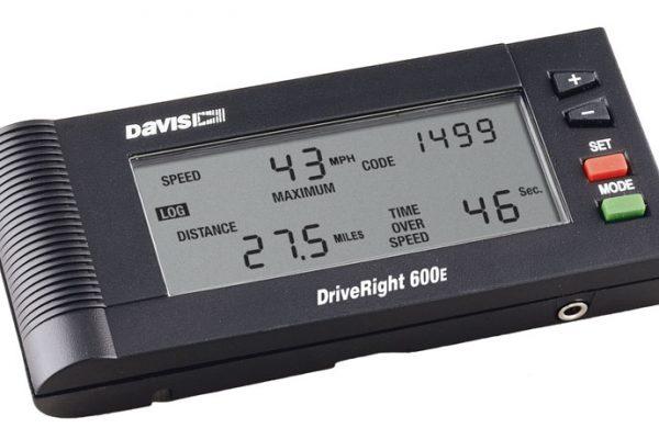DRIVERIGHT 600E