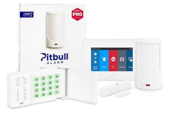 Pitbull Alarm Pro