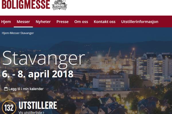 Boligmesse i Stavanger